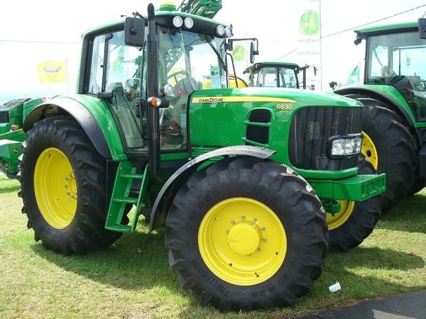john deere 6830 6930 european tractors service repair