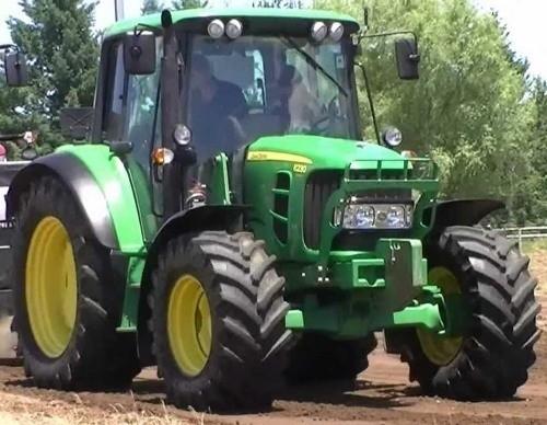 John Deere 6230, 6330, 6430 Premium Tractors North American Service Repair Manual TM8079