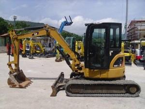 Caterpillar 304C CR, Mini Excavator Hydraulic Service Repair Manual PDF
