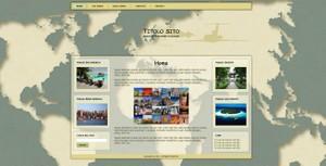 Template WordPress Viaggi
