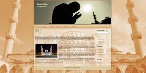 Template WordPress Moschea Arancio