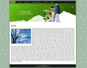 Template WordPress Sci