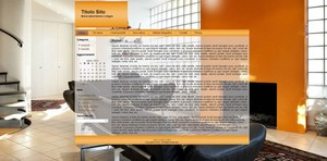 Template WordPress Interni