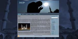 Template WordPress Moschea Blu