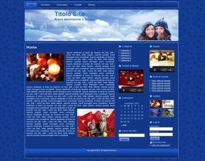 Template WordPress Neve