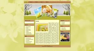 Template WordPress Pulcino