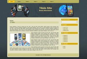 Template WordPress Telefonia 2