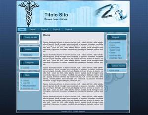 Template WordPress Medicina