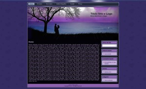 Template WordPress San Valentino