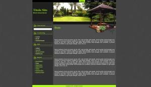 Template WordPress Giardinaggio