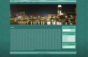 Template WordPress Pescara