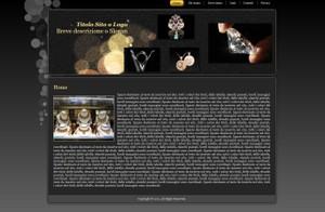Template WordPress Gioielleria