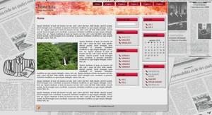 Template WordPress Giornale 1
