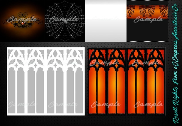 Hallows Eve Textures Master Resell Rights!!!