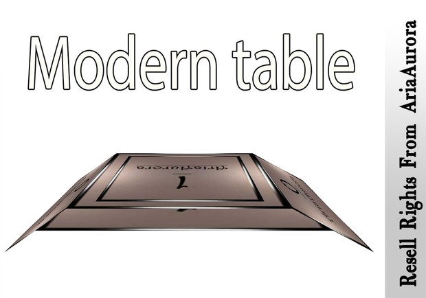 Modern Table Mesh Catty Only!!!