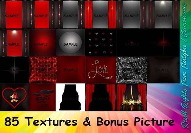 Amore Textures Bundle Catty Only!!!!