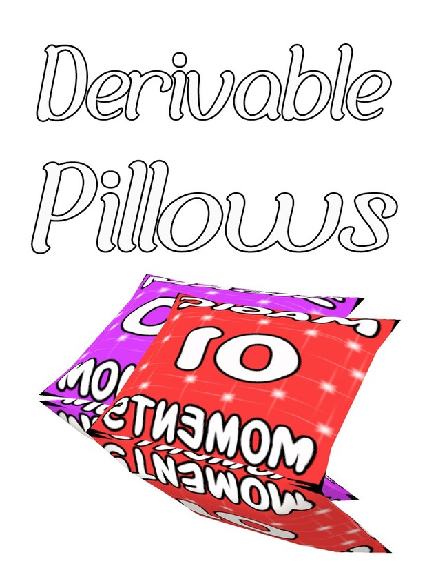 Mesh Pillows Mesh Catty Only!!!
