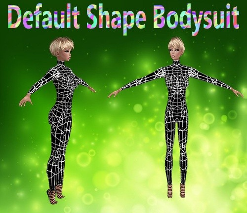 Default Shape Bodysuit Mesh Catty Only!!!
