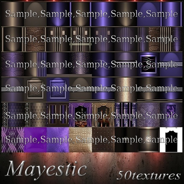 Mayestic Room Textures Catty Only!!!