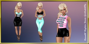 x3 Suga Babes Outfits Catty Only!!!
