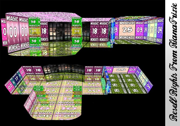 Window Penthouse Room Mesh Catty Only!!!