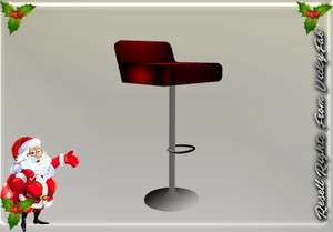 Bar Stool 3 Mesh Catty Only!!!