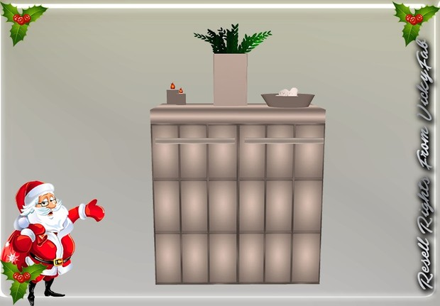 Bathroom Side Table Mesh Catty Only!!!