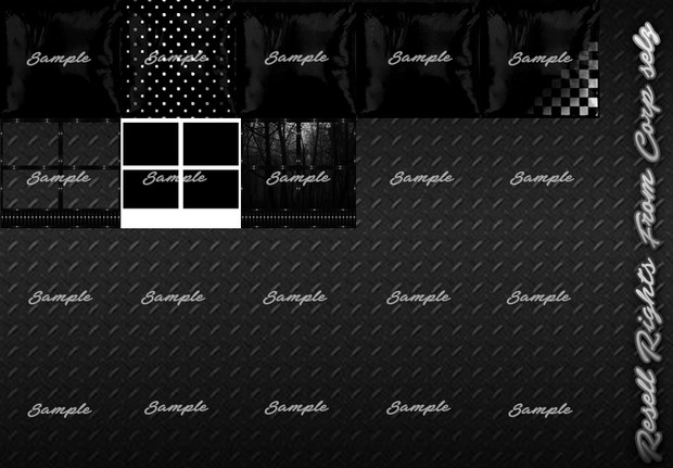 Black Pack Textures Catty Only!!!