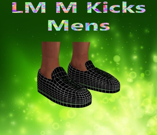 Kicks Male Mesh Catty Only!!!