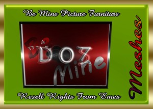 Be Mine Picture Mesh Catty Only!!!