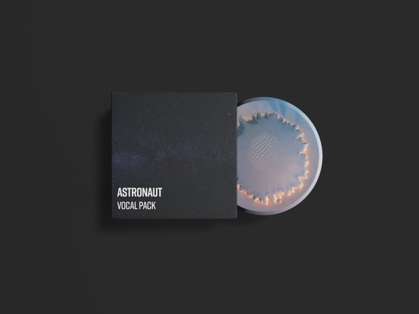 Astronaut Vocal Pack