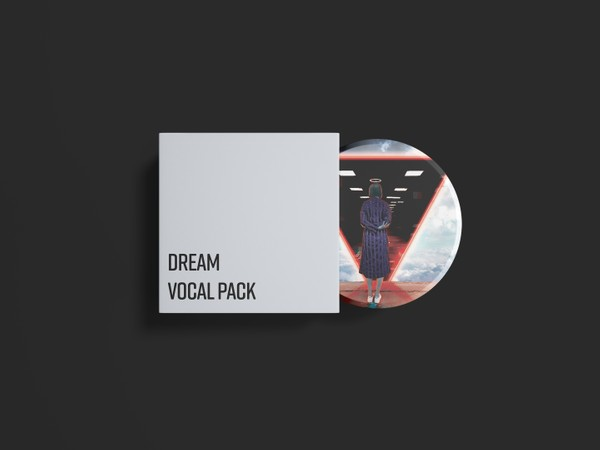 Dare to Dream Vocal Pack