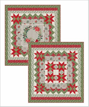 Star Dance Lap Quilt