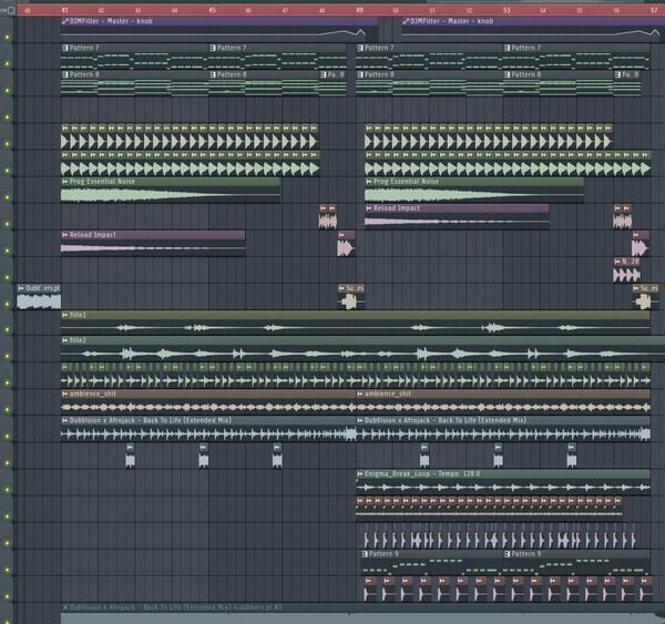 FLP | Progressive House [DubVision x Afrojack - Back To Life]