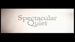 Spectacular Quiet