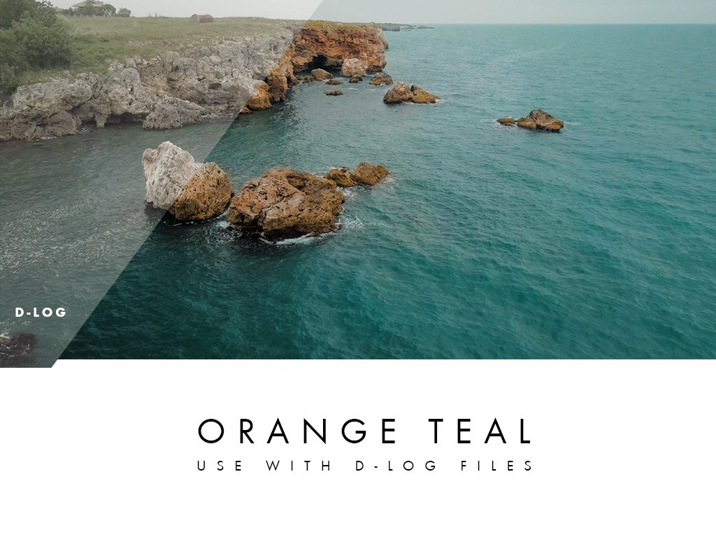 100% Free Mavic Lut - (Orange Teal Look) - Razvan D