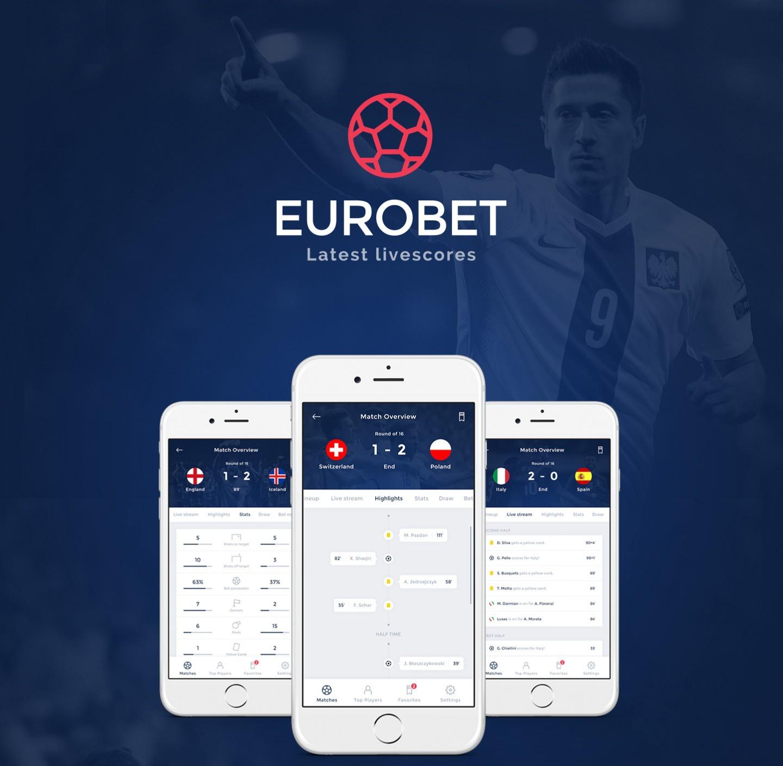 Eurobet mobile app