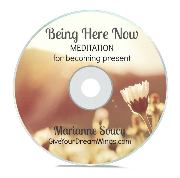 Being Here Now - Meditation for becoming present