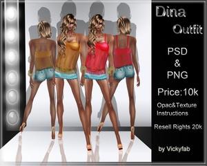 Dina Outfit