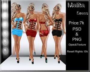 Malita Dress
