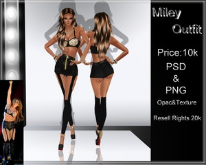 Miley Outfit