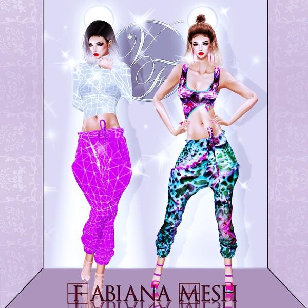 Fabiana Mesh Bundle