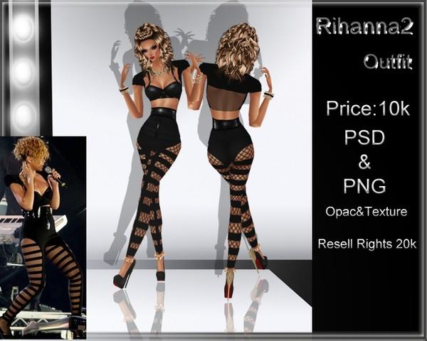 Rihanna Outfit2