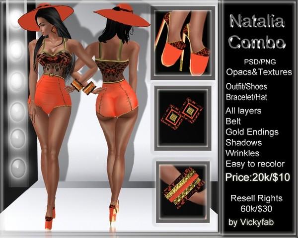 Natalia Combo