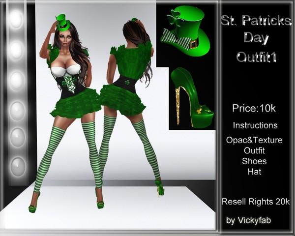 Saint Patrick's Day Bundle