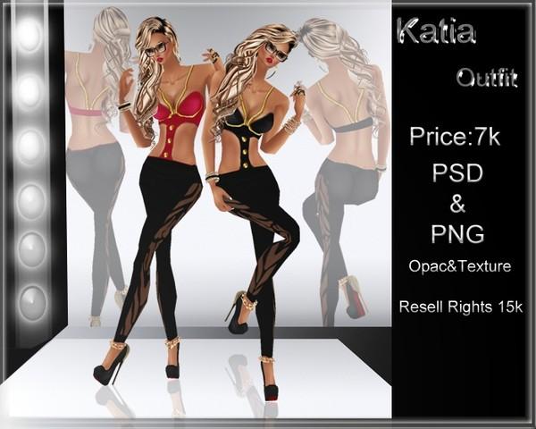 Katia Outfit