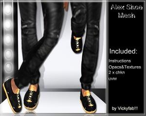 Alex Shoe Mesh