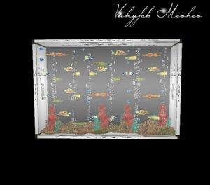 Aquarium Mesh