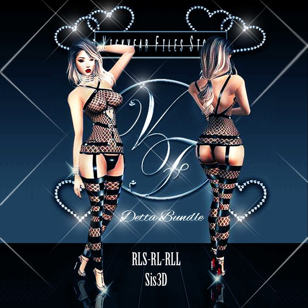 Sis3D -Detta (RL,RLS,RLL)