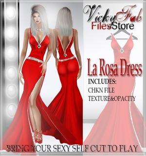 La Rosa Dress